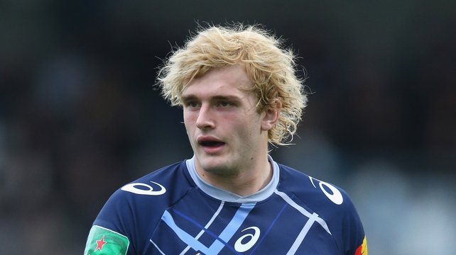 Richie Gray (pictured) is joined by younger brother Jonny