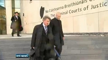 Jury in the trial of Thomas Byrne sent home for a third night