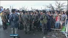 Survivors still waiting for aid in the Philippines following Typhoon Haiyan