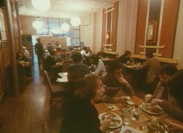 Diners at the Golden Dawn Restaurant (1978)