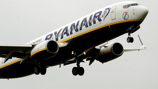 Ryanair said it has been forced to cancel nearly 250 flights