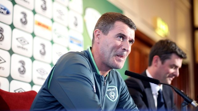 Roy Keane has been on something of a charm offensive since his  appointment