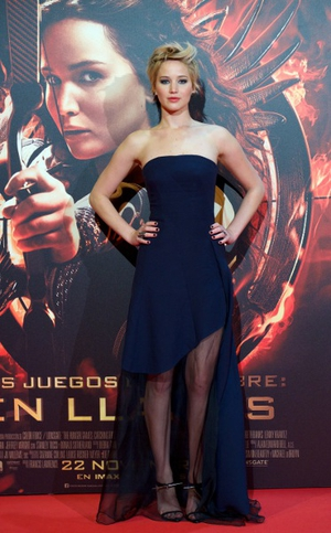 Jennifer Lawrence is getting ready to step behind the camera to produce her first film