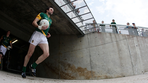 Shane McAnarney, who captained Meath in 2012, has spoken of his shock at discovering he needed heart surgery