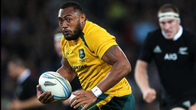 Sekope Kepu replaces Ben Alexander in the Australian front row