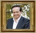 Framed Photo & Marty Morrissey