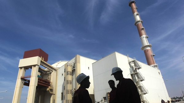 Iran rejects accusations that it is seeking nuclear weapons capability