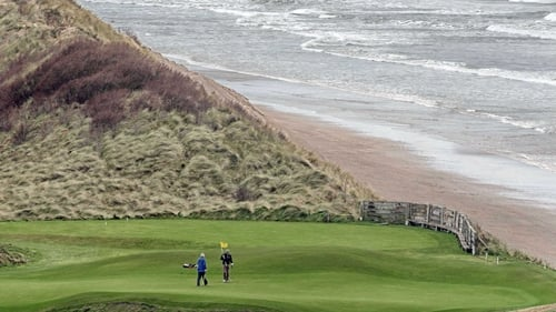 Royal Portrush hosted the 2012 Irish Open