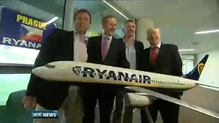 Ryanair to open 9 new routes from Dublin Airport from April 2014