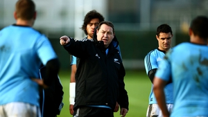 Steve Hansen: 'England are looking to be number two in the world, and we are striving to be better than where we are'