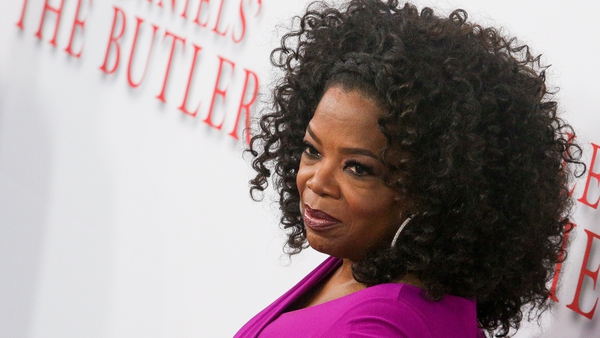 Winfrey refused to get 'buck naked' in The Butler