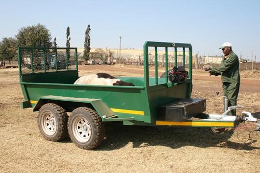 Trailer/Tractor License