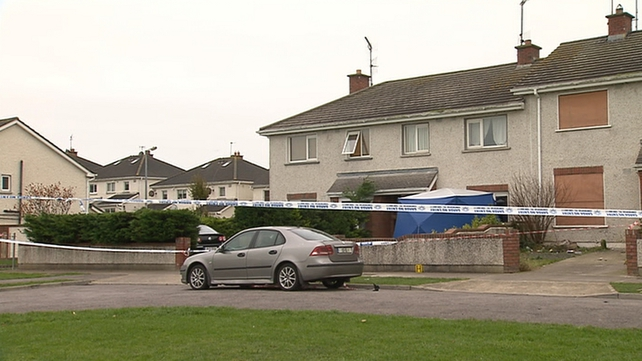 Michael Gannon, 55, was stabbed to death at his daughter's house in Mourne Park in Skerries two days ago