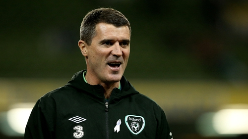 Roy Keane is eager to get the business end of things and get Ireland's qualification underway