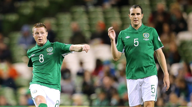 James McCarthy and John O'Shea will no doubt want to play an even greater role in the tenure of O'Neill/Keane