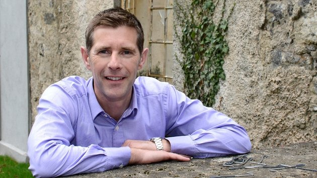 Dermot Bannon - Back on RTÉ One as part of the new season