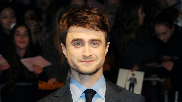 Radcliffe - Said working on The Cripple of Inishmaan has been