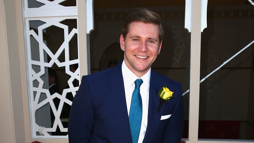 "Allen Leech - ""There are some major, big, big, big set pieces"""