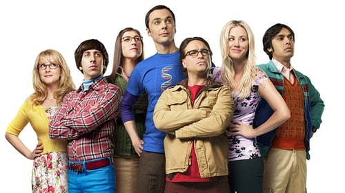 The Big Bang Theory was a victim of the last Hollywood writers' strike