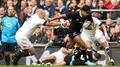 England run New Zealand close at Twickenham
