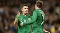 Keane offers advice to McGeady