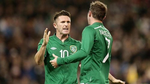 Robbie Keane is set to go under the knife to sort out the Achilles problem