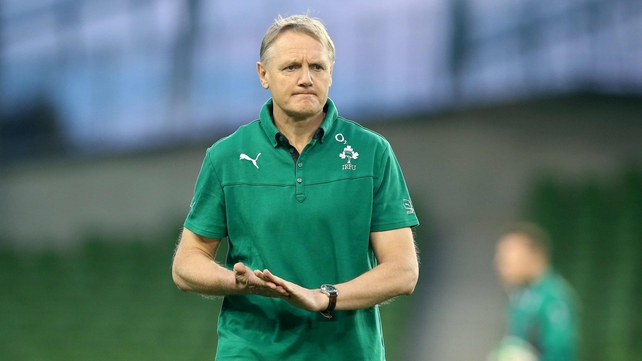 Joe Schmidt's struggled against Australia