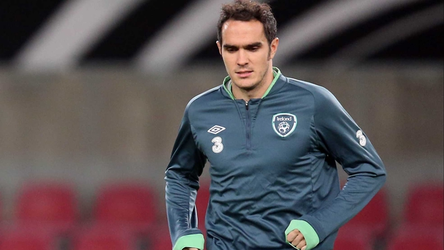 Joey O'Brien has returned to West Ham for treatment
