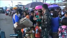 Aid effort for Philippines gathers pace