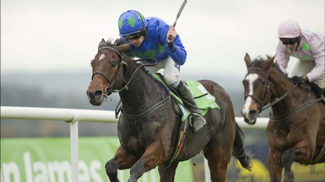 Hurricane Fly won his 17th Grand One race at Punchestown