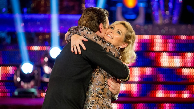 Fullerton (with partner Anton du Beke) - Described her time on the show as the