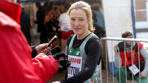 Fionnuala Britton: 'The support was unbelievable...'