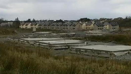 Ghost estates to be demolished across Ireland