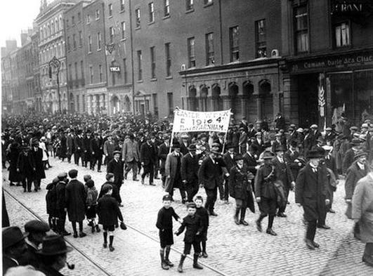 Centenary of Irish Volunteers and Irish Citizen Army