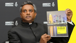 Amnesty's Secretary General Salil Shetty said the exploitation of workers is inexcusable