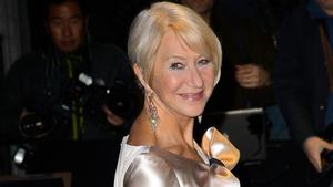 Helen Mirren wins Best Actress at the London Evening Standard Theatre Awards