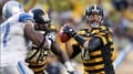NFL round-up: Steelers tame Lions