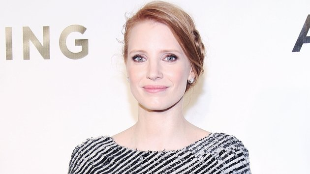 Chastain to star in The Secret Scripture