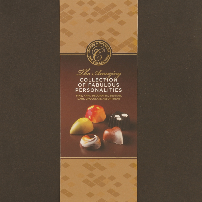 Lir launch exclusive M&S sprayed chocolates