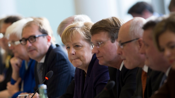 Angela Merkel's conservatives want their victory in September's election reflected in the deal