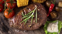 Brian McDermott's perfect steak - Chef Brian McDermott shares his tips for the perfect steak on the Today Show.
