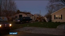 At least six people killed as storms move across the US