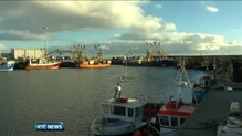 Crews of 15 fishing vessels laid off over quota dispute