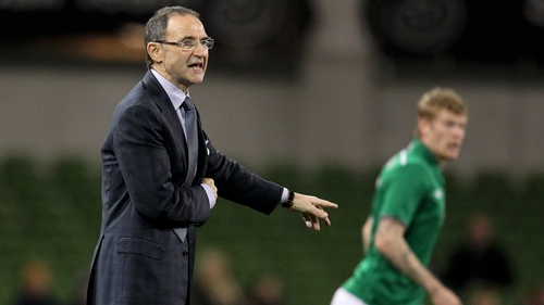 Martin O'Neill: 'We have loads of things to work on and I think [tonight] will show that'