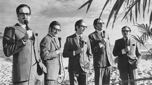 The group in 1971