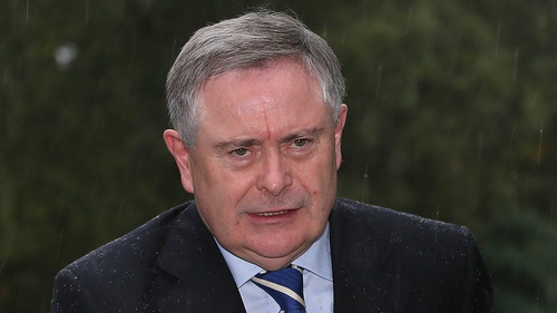 Brendan Howlin said it is better to move on people on the public pay roll if there is no work for them
