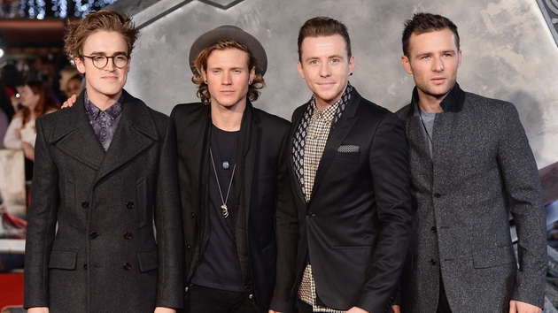McFly ask One Direction for advice