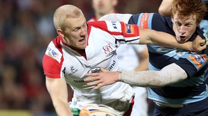 20-year-old Stuart Olding will undergo surgery and is not expected to return to action until next season