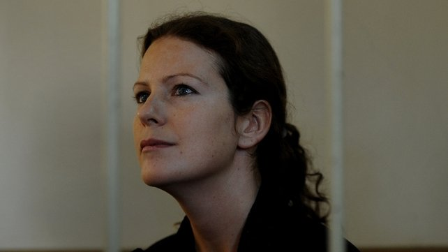 Ana Paula Maciel of Brazil cried as her bail was granted