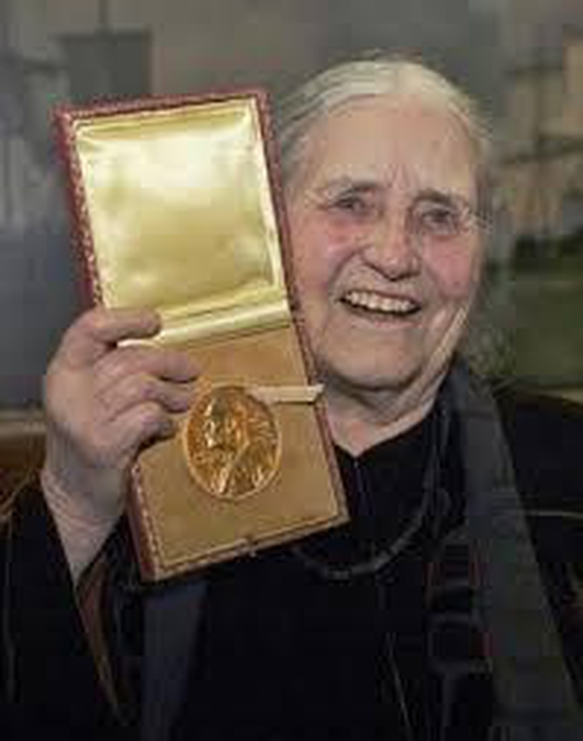 Death of Doris Lessing